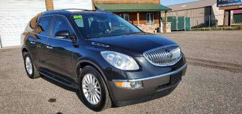 2010 Buick Enclave for sale at Transmart Autos in Zimmerman MN