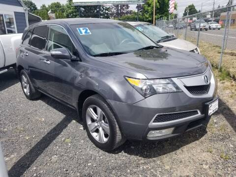 2012 Acura MDX for sale at Universal Auto Sales in Salem OR