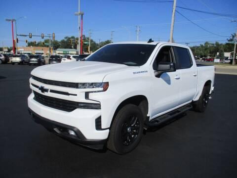 2019 Chevrolet Silverado 1500 for sale at Windsor Auto Sales in Loves Park IL