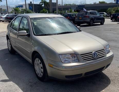 2004 Volkswagen Jetta for sale at Cobalt Cars in Atlanta GA