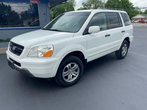 2004 Honda Pilot for sale at Wise Investments Auto Sales in Sellersburg IN