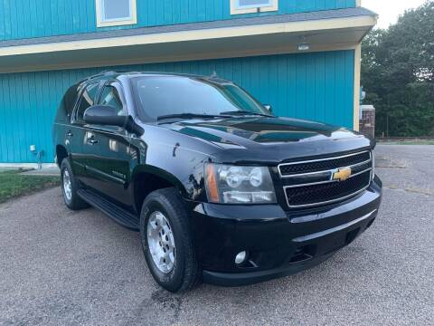 2008 Chevrolet Tahoe for sale at Mutual Motors in Hyannis MA