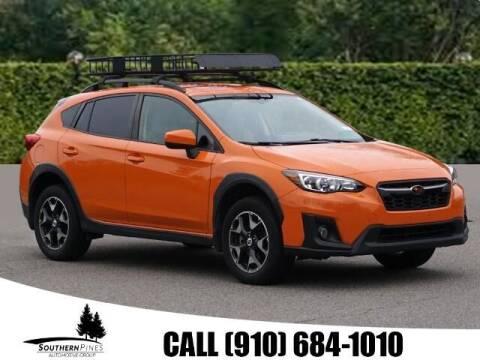 2018 Subaru Crosstrek for sale at PHIL SMITH AUTOMOTIVE GROUP - Pinehurst Nissan Kia in Southern Pines NC
