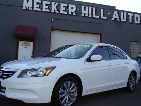 2011 Honda Accord for sale at Meeker Hill Auto Sales in Germantown WI
