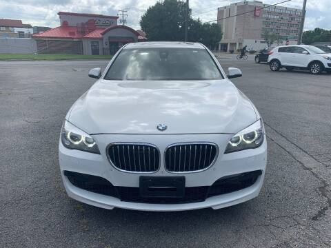 2014 BMW 7 Series for sale at City to City Auto Sales in Richmond VA