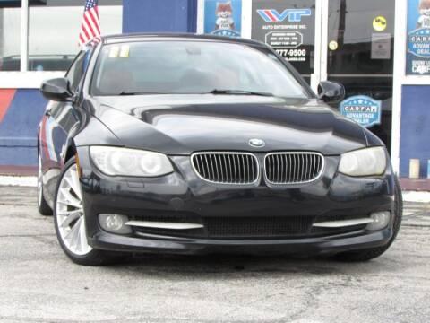 2011 BMW 3 Series for sale at VIP AUTO ENTERPRISE INC. in Orlando FL