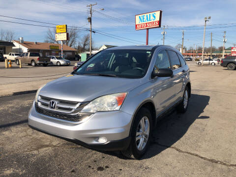 2010 Honda CR-V for sale at Neals Auto Sales in Louisville KY
