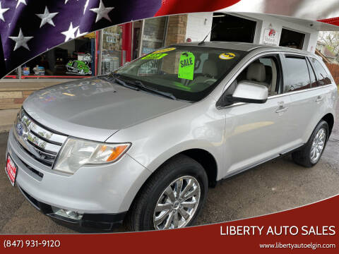2009 Ford Edge for sale at Liberty Auto Sales in Elgin IL
