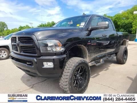 2017 RAM Ram Pickup 2500 for sale at Suburban Chevrolet in Claremore OK