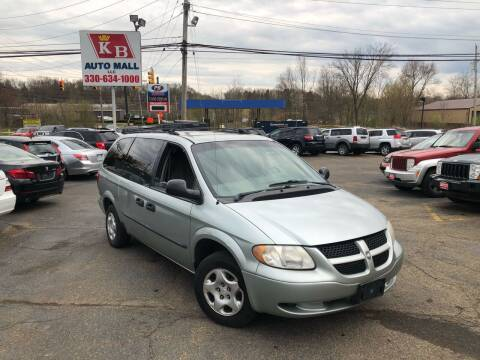2003 Dodge Grand Caravan for sale at KB Auto Mall LLC in Akron OH