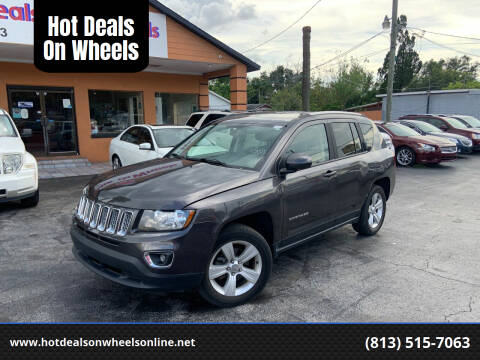 2015 Jeep Compass for sale at Hot Deals On Wheels in Tampa FL