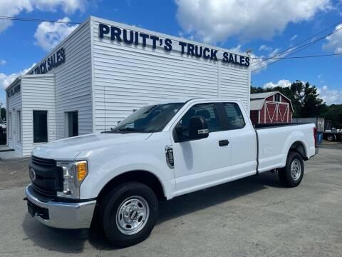 2017 Ford F-250 Super Duty for sale at Pruitt's Truck Sales in Marietta GA