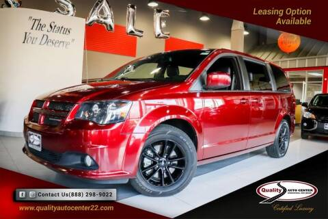2019 Dodge Grand Caravan for sale at Quality Auto Center in Springfield NJ