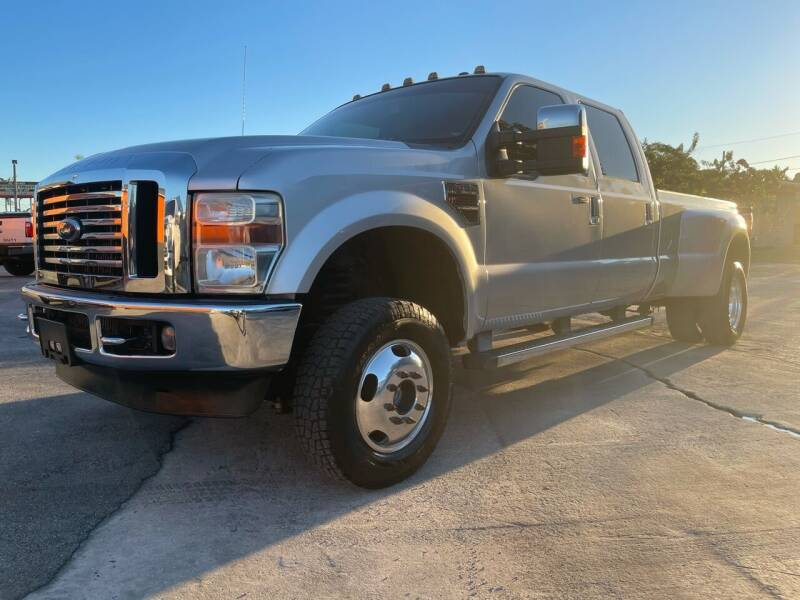 2010 Ford F-350 Super Duty for sale at Truck Depot in Miami FL