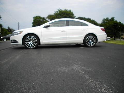 2014 Volkswagen CC for sale at Auto Brite Auto Sales in Perry OH