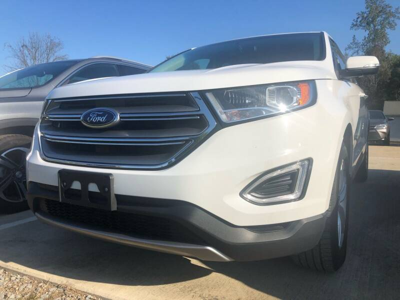 2017 Ford Edge for sale at A&C Auto Sales in Moody AL