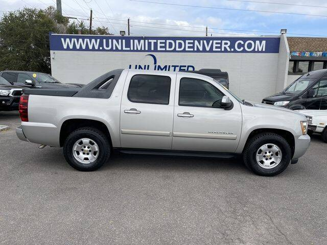2008 Chevrolet Avalanche for sale at Unlimited Auto Sales in Denver CO