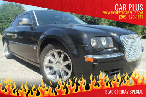 2005 Chrysler 300 for sale at CAR PLUS in Modesto CA