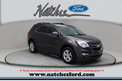 2015 Chevrolet Equinox for sale at Auto Group South - Natchez Ford Lincoln in Natchez MS