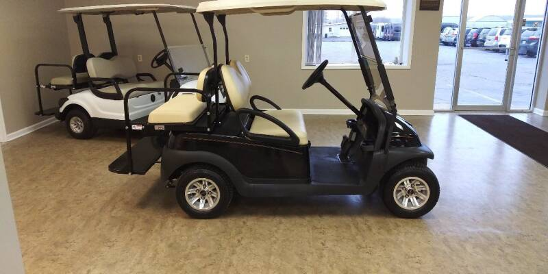 2015 Club Car Precedent for sale at NMS - Golf Carts in Jackson MI