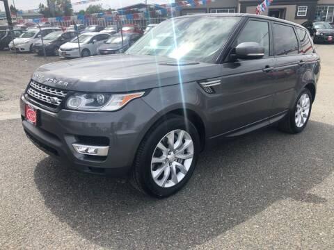 2014 Land Rover Range Rover Sport for sale at Mr. Car Auto Sales in Pasco WA