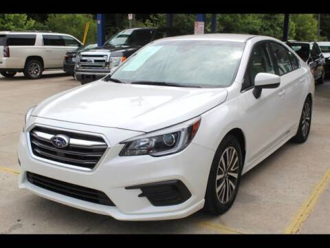 2019 Subaru Legacy for sale at Inline Auto Sales in Fuquay Varina NC