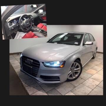 2014 Audi S4 for sale at EUROPEAN AUTO EXPO in Lodi NJ