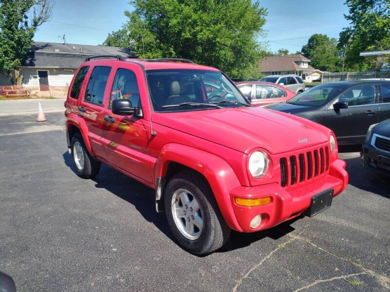 2003 Jeep Liberty for sale at I Car Motors in Joliet IL