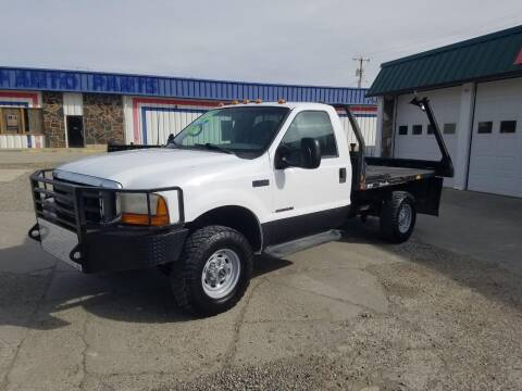 2000 Ford F-350 Super Duty for sale at Bull Mountain Auto, Truck & Trailer Sales in Roundup MT