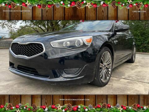 2014 Kia Cadenza for sale at Houston Auto Emporium in Houston TX