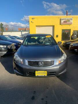 2010 Honda Accord for sale at Hartford Auto Center in Hartford CT