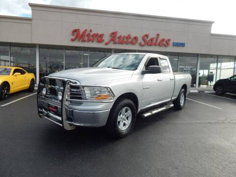2009 Dodge Ram Pickup 1500 for sale at Mira Auto Sales in Dayton OH