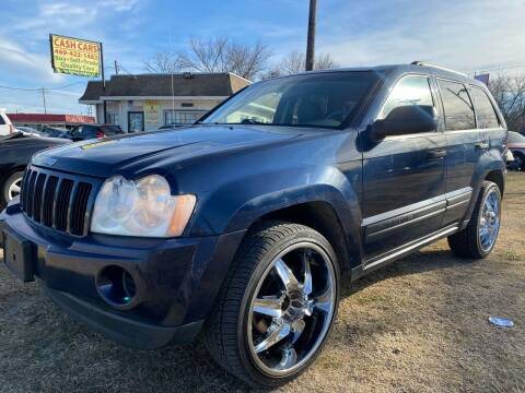 2006 Jeep Grand Cherokee for sale at Texas Select Autos LLC in Mckinney TX