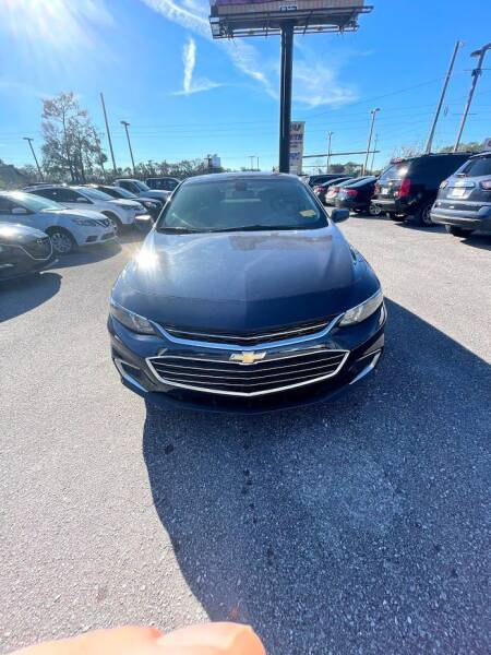 2017 Chevrolet Malibu for sale at Gulf South Automotive in Pensacola FL