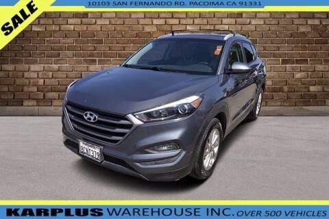 2016 Hyundai Tucson for sale at Karplus Warehouse in Pacoima CA