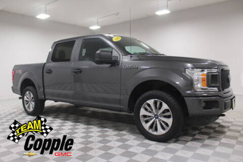 2018 Ford F-150 for sale at Copple Chevrolet GMC Inc in Louisville NE