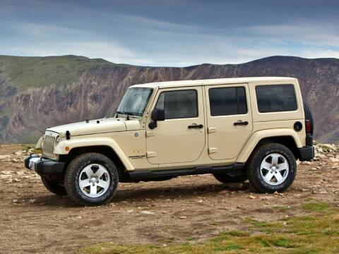2011 Jeep Wrangler Unlimited for sale at Bill Gatton Used Cars - BILL GATTON ACURA MAZDA in Johnson City TN