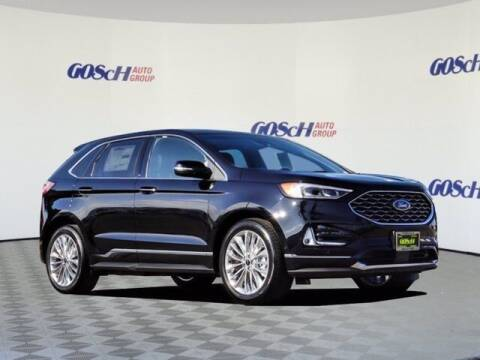 2020 Ford Edge for sale at BILLY D SELLS CARS! in Temecula CA
