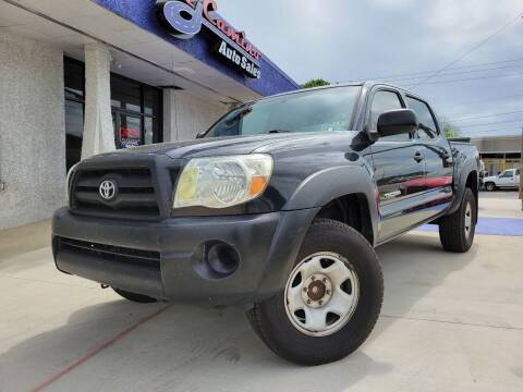 2007 Toyota Tacoma for sale at el camino auto sales in Gainesville GA