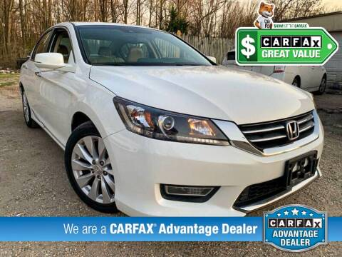 2013 Honda Accord for sale at High Rated Auto Company in Abingdon MD