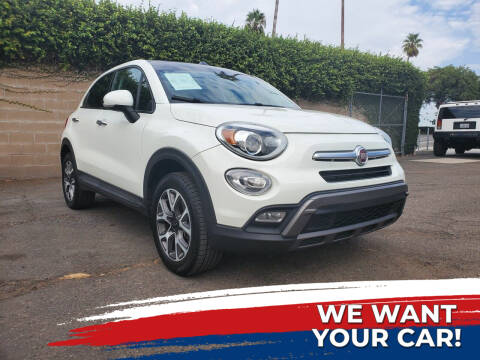 2016 FIAT 500X for sale at My Next Auto in Anaheim CA