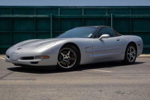 2000 Chevrolet Corvette for sale at 605 Auto  Inc. in Bellflower CA