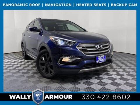 2017 Hyundai Santa Fe Sport for sale at Wally Armour Chrysler Dodge Jeep Ram in Alliance OH