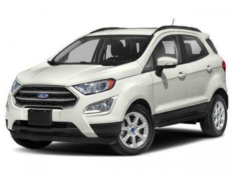 2021 Ford EcoSport for sale at Loganville Quick Lane and Tire Center in Loganville GA