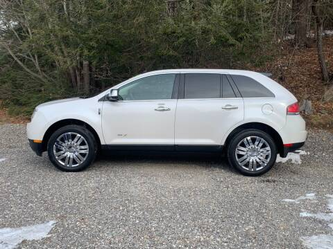 2010 Lincoln MKX for sale at Top Notch Auto & Truck Sales in Gilmanton NH
