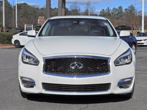 2016 Infiniti Q70 for sale at Auto Finance of Raleigh in Raleigh NC