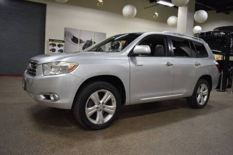 2008 Toyota Highlander for sale at DONE DEAL MOTORS in Canton MA