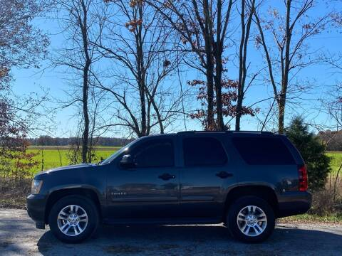 2010 Chevrolet Tahoe for sale at RAYBURN MOTORS in Murray KY