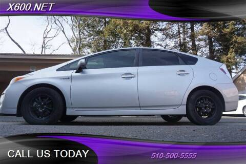 2012 Toyota Prius for sale at The Dealer in Fremont CA