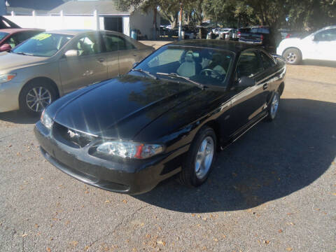 1998 Ford Mustang for sale at ORANGE PARK AUTO in Jacksonville FL